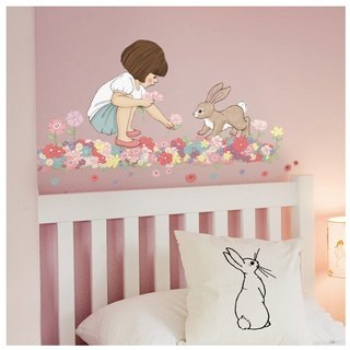 Belle & Boo wall stickers