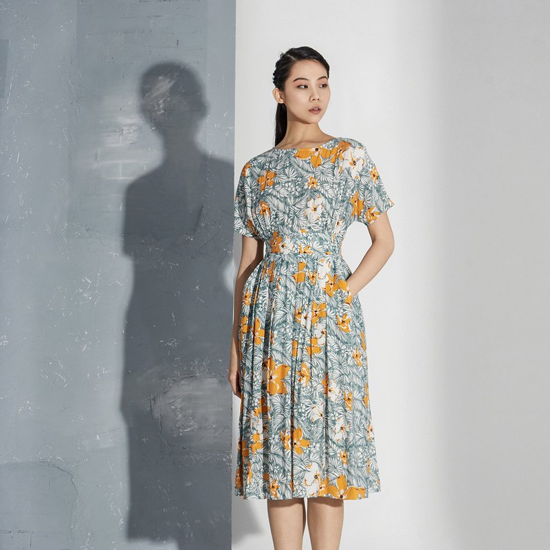 【In Stock】Floral dress