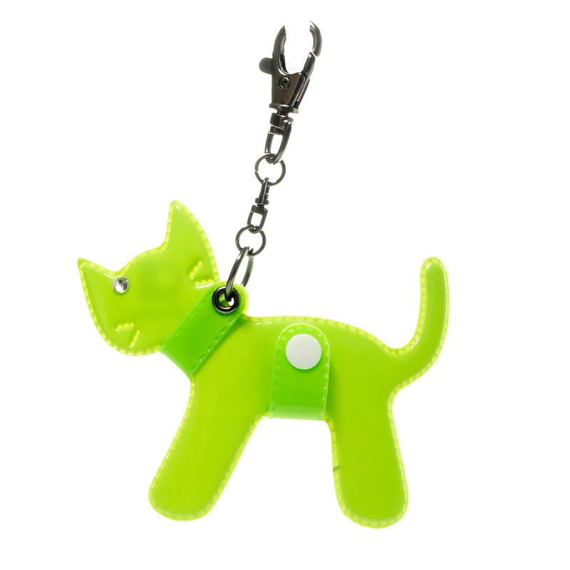Loopie Kitty (Green)