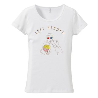 Women's T-shirt / left handed