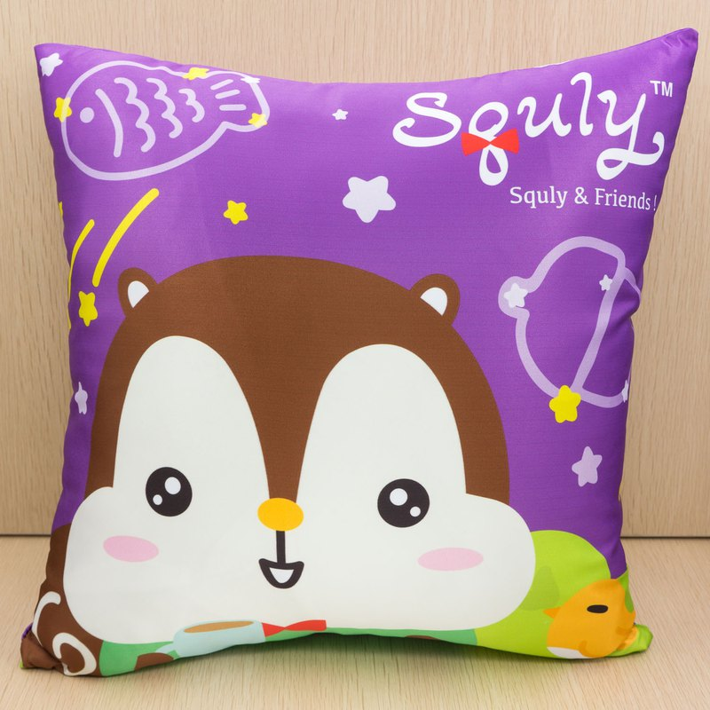 Squly Cushion (starry night)