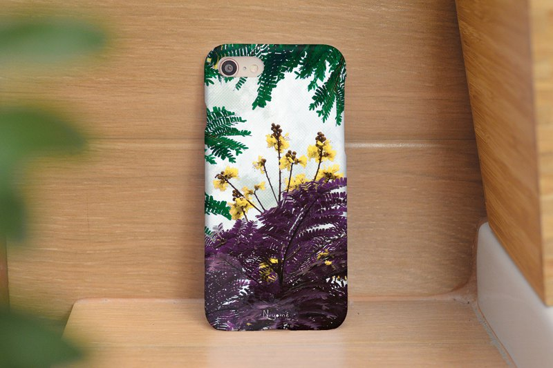 46-4 natural tree iphone case for iphone 6,7,8, plus iphone xs, iphone xs max