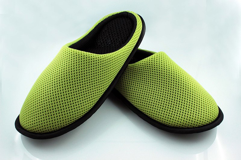 AC RABBIT function indoor air cushion slippers - all-inclusive - fruit green comfortable decompression original / sp-1208T-Mlg