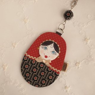 Matryoshka Pass Case (MP-085)