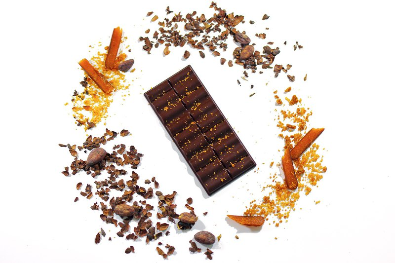 [ICA Awards] BeanToBar Black Gold Chocolate (Saury Roe Flavor)
