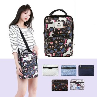 [Mid-Autumn Festival - 3 Days Limited Time Group] Le You Sanxin Pack (Unicorn) x Walking Bag (random)