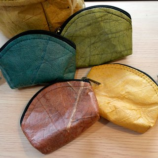 Mr.Leaf-Candy Series round purse (small)