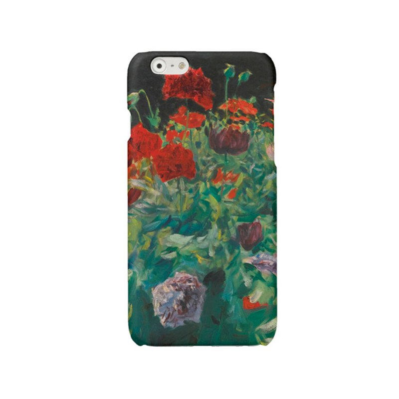 Samsung Galaxy case iPhone case Phone case red poppy 2108