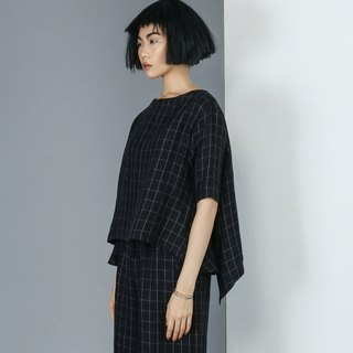 【Custom】plaid top