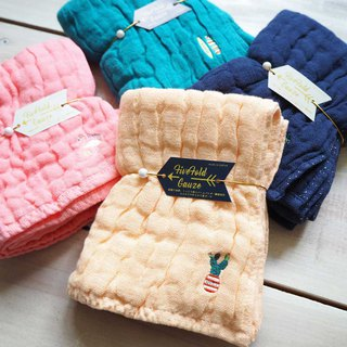 Japanese five yarn towels / 75x25cm