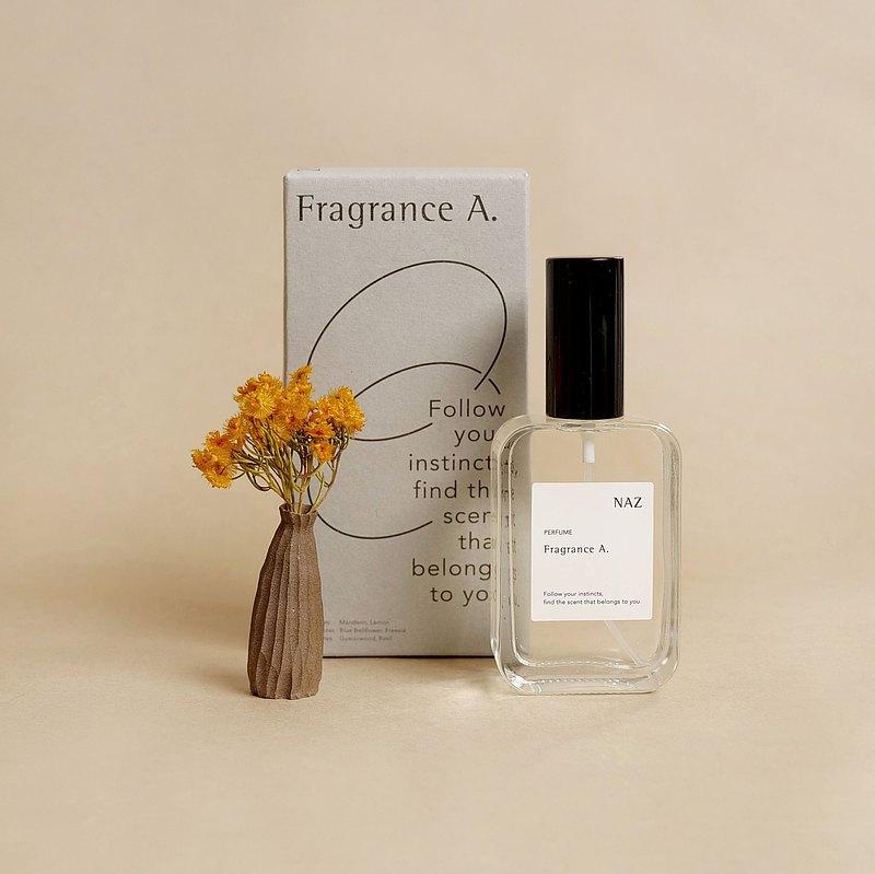 / A 香水 / A fragrance 淡香精50ml
