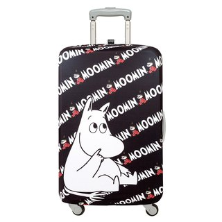 LOQI luggage jacket / Moomin Lulu meters 【L】