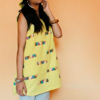 ☆ Hammock ☆ 彡 Lily patchwork sleeveless dress