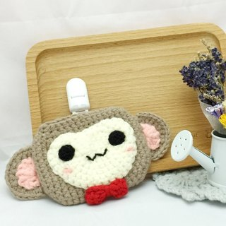 monkey. Talismans bags (amulet bags, Yu Shou sets) ~ warmest month indemnity lovely gift