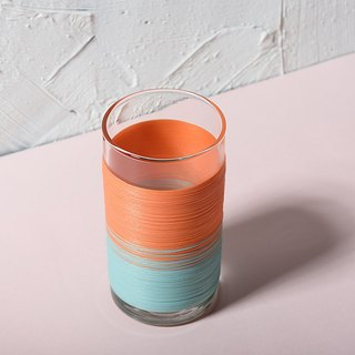 Line processing PUNNDLE line cup color orange blues