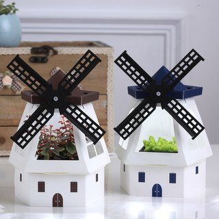 Paper Garden Mini Grow Light/windmill