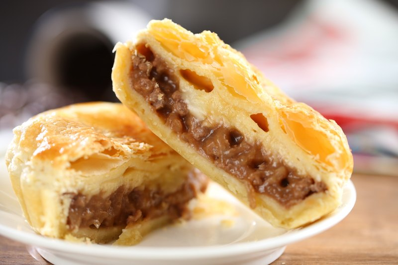 [Hua Yang Peng Pie] Australian Beef Cheese Pie (4 inches / about 10cm) in Shuangbei area can be delivered on the same day