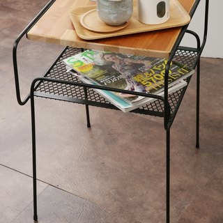 Industrial wind _ fine iron coffee table / home living room / office / studio / commercial space applicable