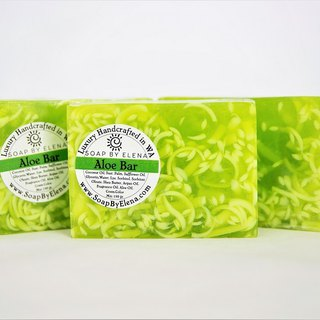 Australia Soap by Elena natural handmade soap - aloe vera repair