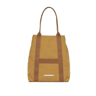 Roaming Series - Classic Leisure Tote Bag - Earth Camel - RTO295CA
