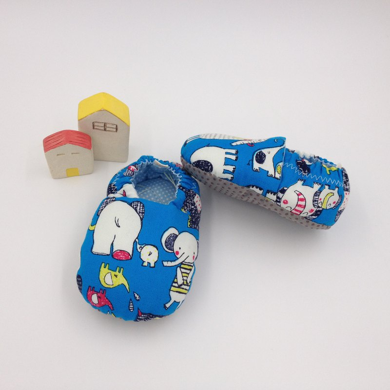 Elephant Series-Toddler Shoes / Baby Shoes / Baby Shoes