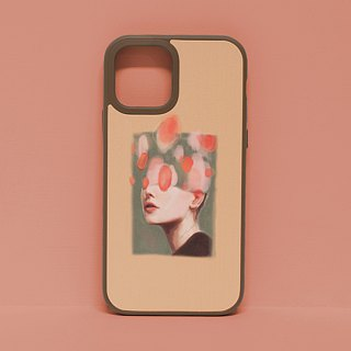 Floating log / illustration phone case / 22