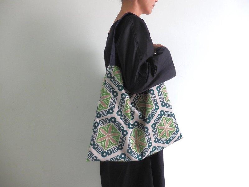 [定做]手提包/綠色