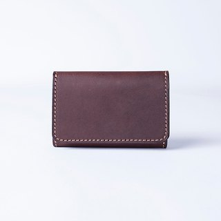 Hsu & Daughter double-layer business card holder [HDB2026]