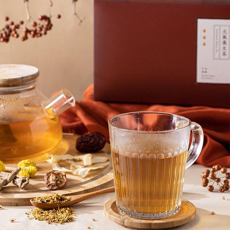 漢方茶 | 元氣養生茶(21入)  養生茶包 中醫 營養補給 哺乳