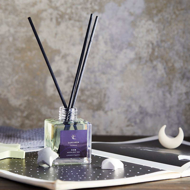 Indoor fragrance diffuser [Moonlight Sea] 100ml-warm | texture