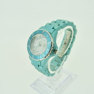 [CATCH Ultra-light's series] Colorful bracelet watch - Blue