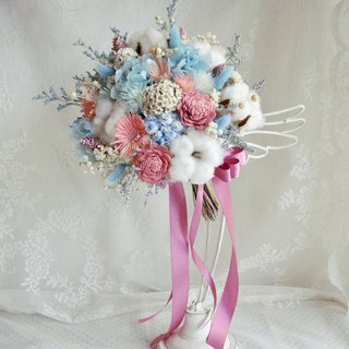 Dear Qiu Qiu exclusive order romantic sweetheart bouquets corsage wrist flower products
