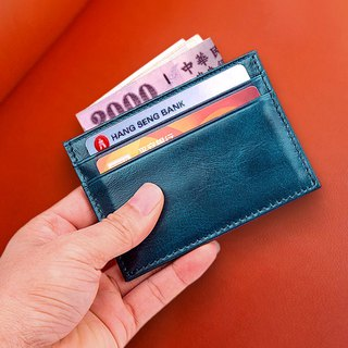 Leather Card Holder, Coin Purse,  Leather Wallet, Credit Card Holder, Gift
