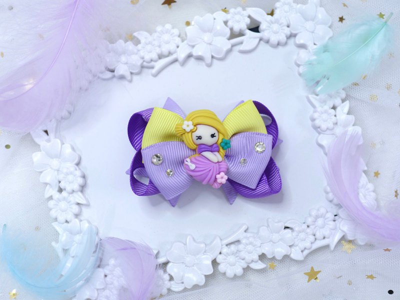 Princess Hair Clips