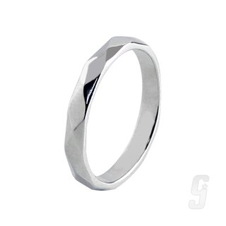 Geometry - Triangle Ring - Narrow Edition