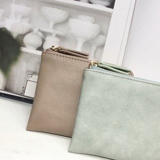 "Hand-made gift ""pocket small wallet"""