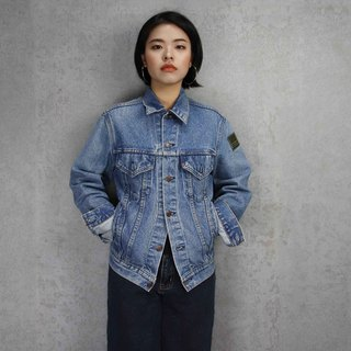 Tsubasa.Y Levi's denim jacket 006 , denim jacket