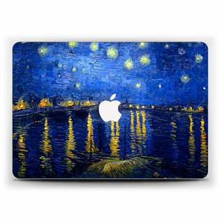 Van Gogh Macbook case Pro 15 touch bar MacBook Air 13 Case Starry Night Macbook 11 Macbook 12 Macbook Pro 13 Retina classic art Case Hard 1717