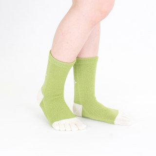 odake pattern 5toe socks