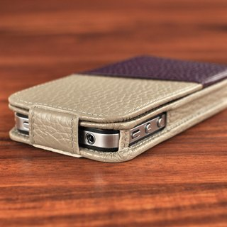 STORYLEATHER order (APPLE iPhone series) Style U6 PDA-type cover fight mezzanine custom leather case
