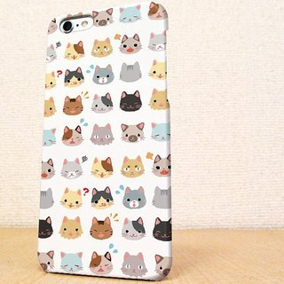 送料無料☆iPhone case GALAXY case ☆Cat Cat Cat part2 phone case