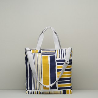 JainJain Bike Bag / Tin House / Yellow Blue