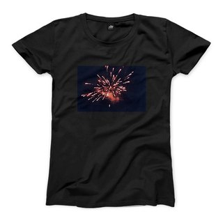 Fireworks - Black - Women's T-Shirt