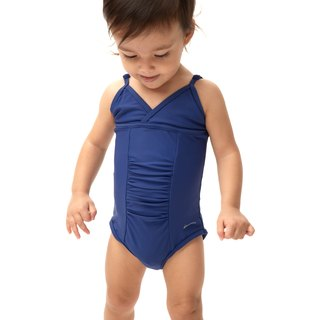 LAUREN - The perfectly ruched swimwear for girls