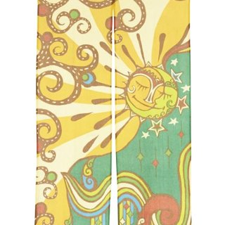 Pre-order sun and moon curtains (three colors) ISAP5376