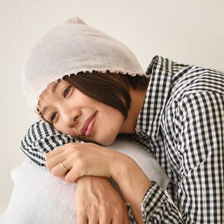 MADE IN JAPAN | 100% Silk Night Cap | Women's Sleeping Cap | Cute Chemo Hat