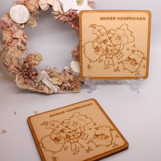 MuMu Sweety ✿ dreams / stories coaster