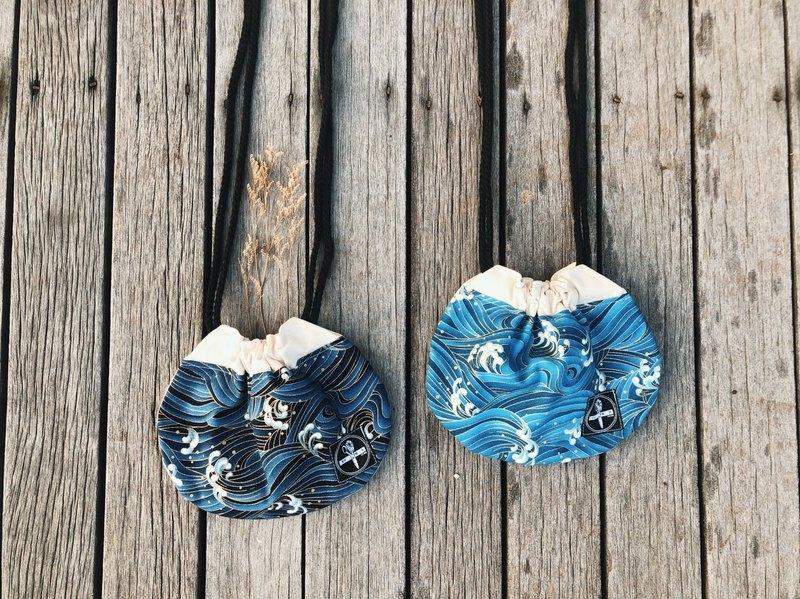 包子包 / 浮世繪海浪