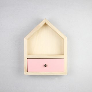 White Cabin Key box <Furnishings Gift Incorporated X'mas>