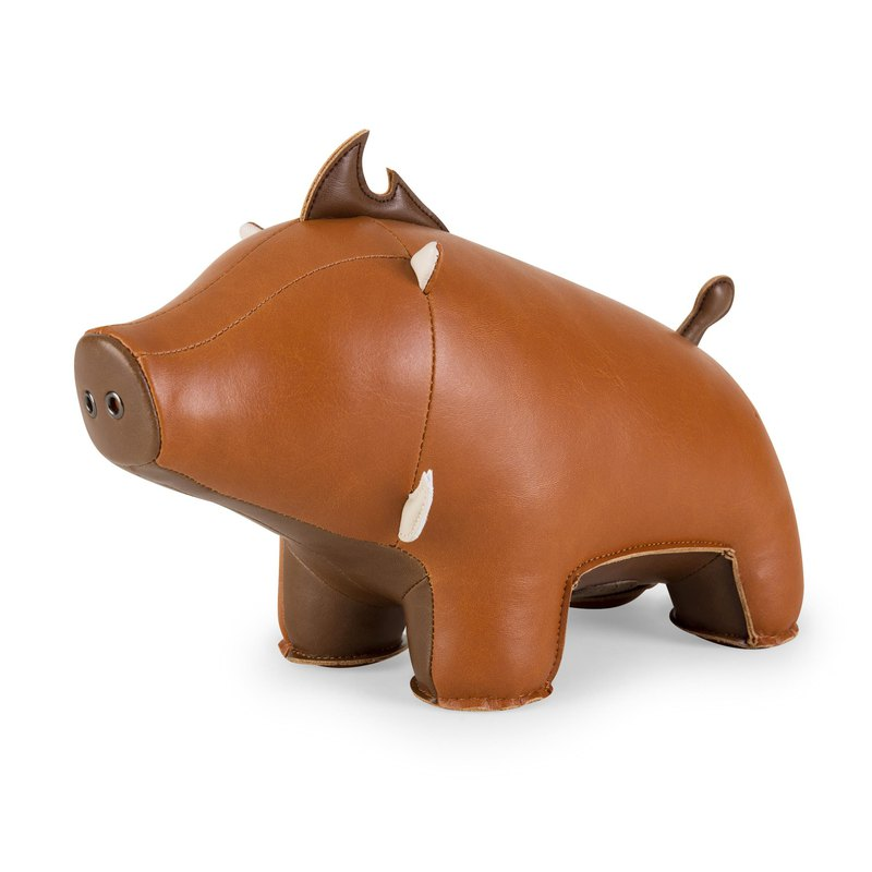 Zuny - Boar Babu 山豬造型動物紙鎮 / 書擋
